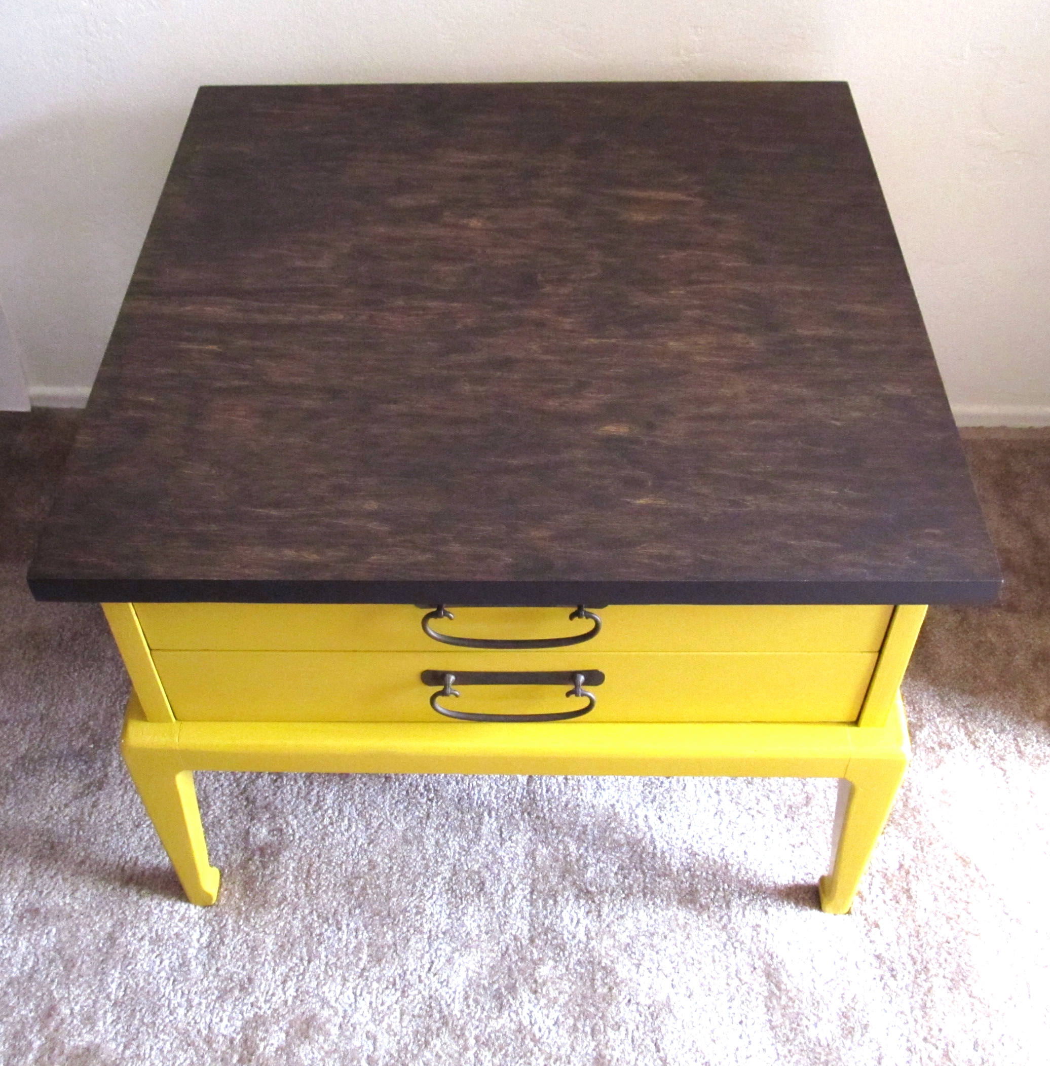 Bed Side Table Top View : Night Stand Top View - Viewing Gallery
